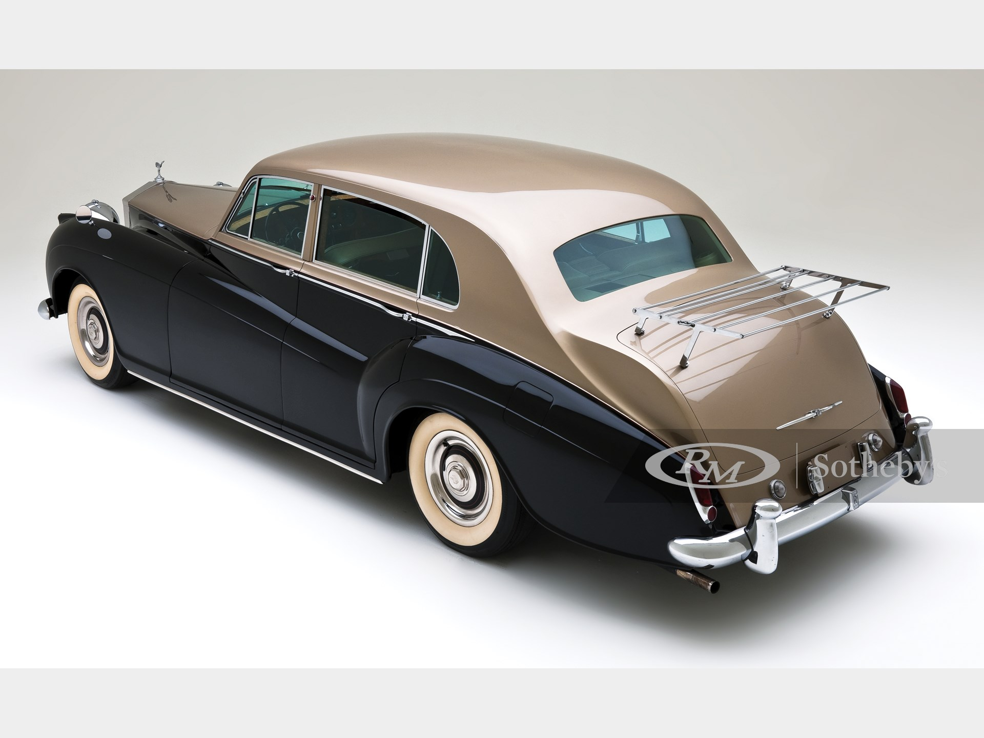 1961 Rolls-Royce Silver Cloud II Saloon by James Young -
