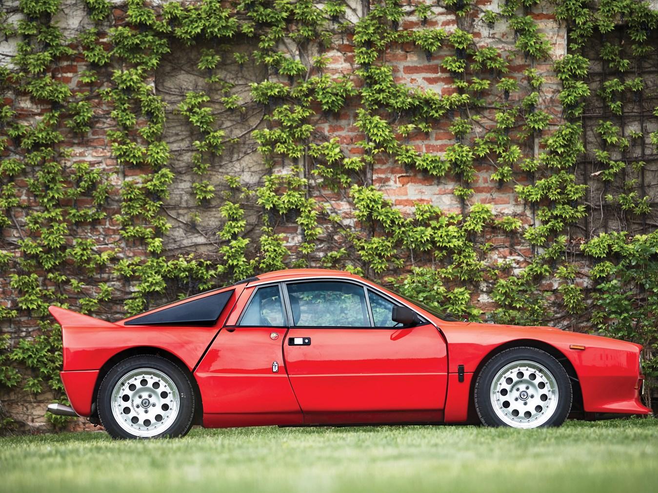 1982 Lancia Rally 037 Stradale