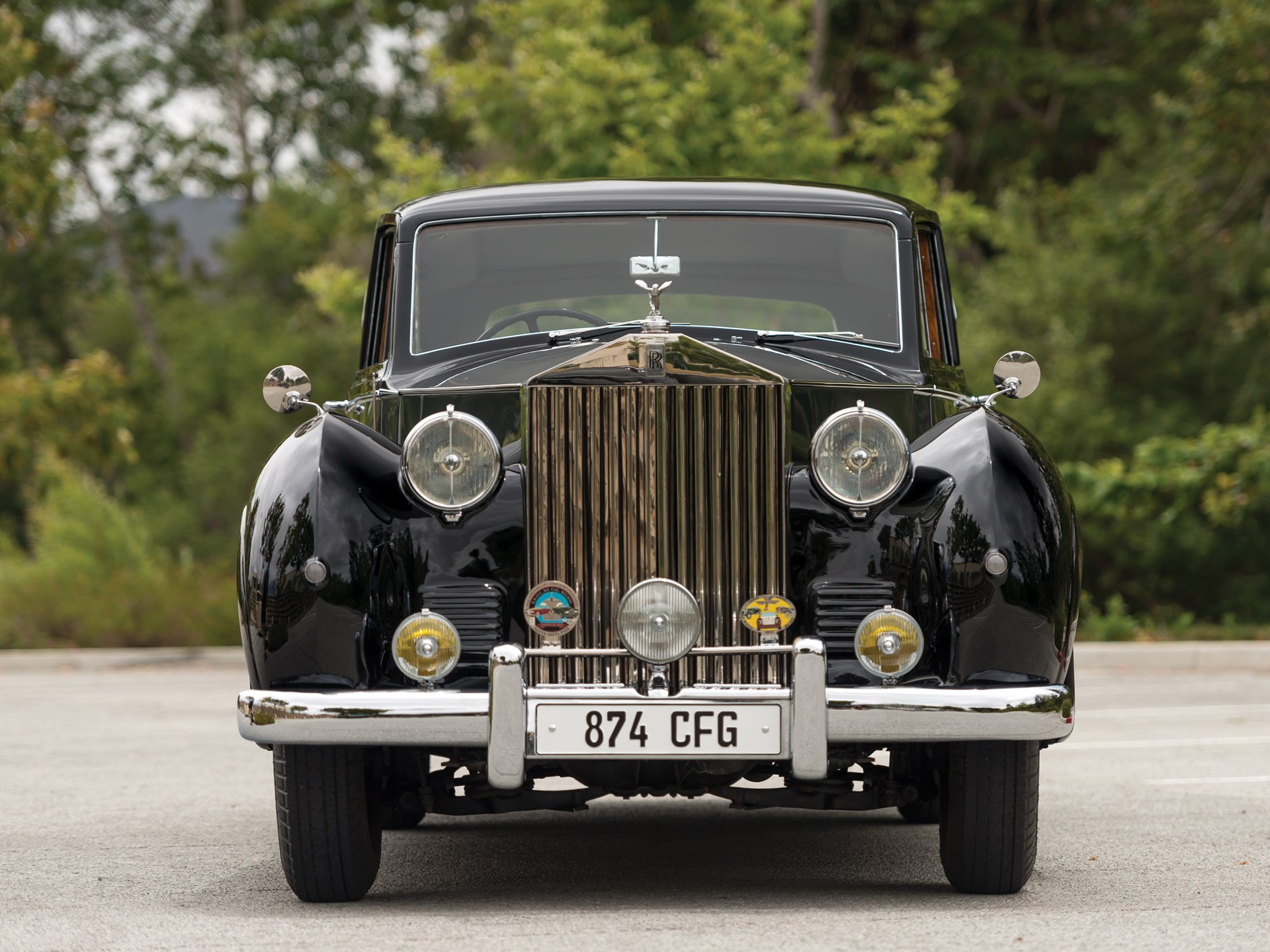 1952 Rolls-Royce Silver Wraith Saloon by James Young