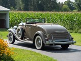 1932 Packard Light Eight 2/4 Passenger Coupe Roadster  - $