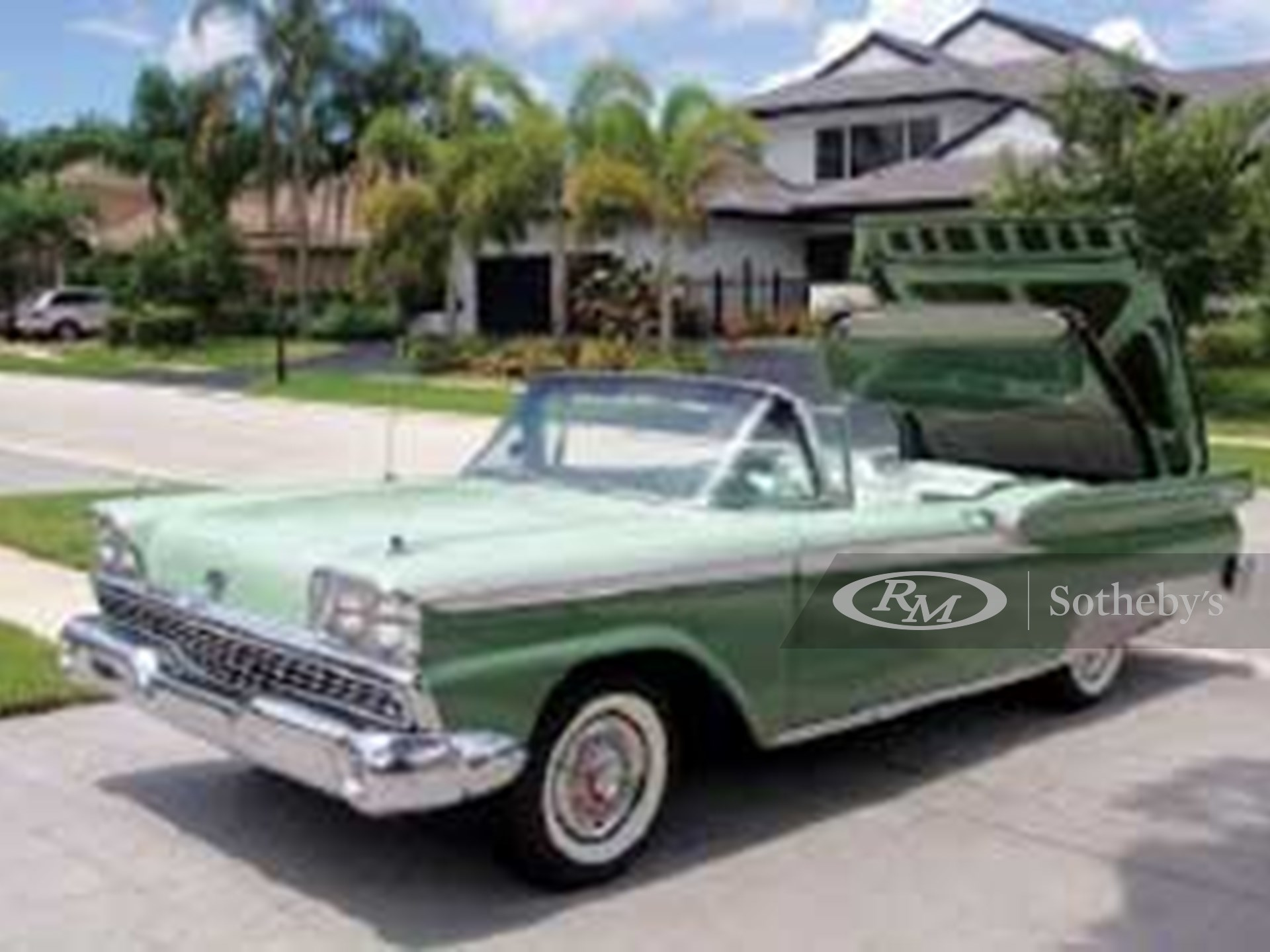 1959 Ford Galaxie 500 Retractable