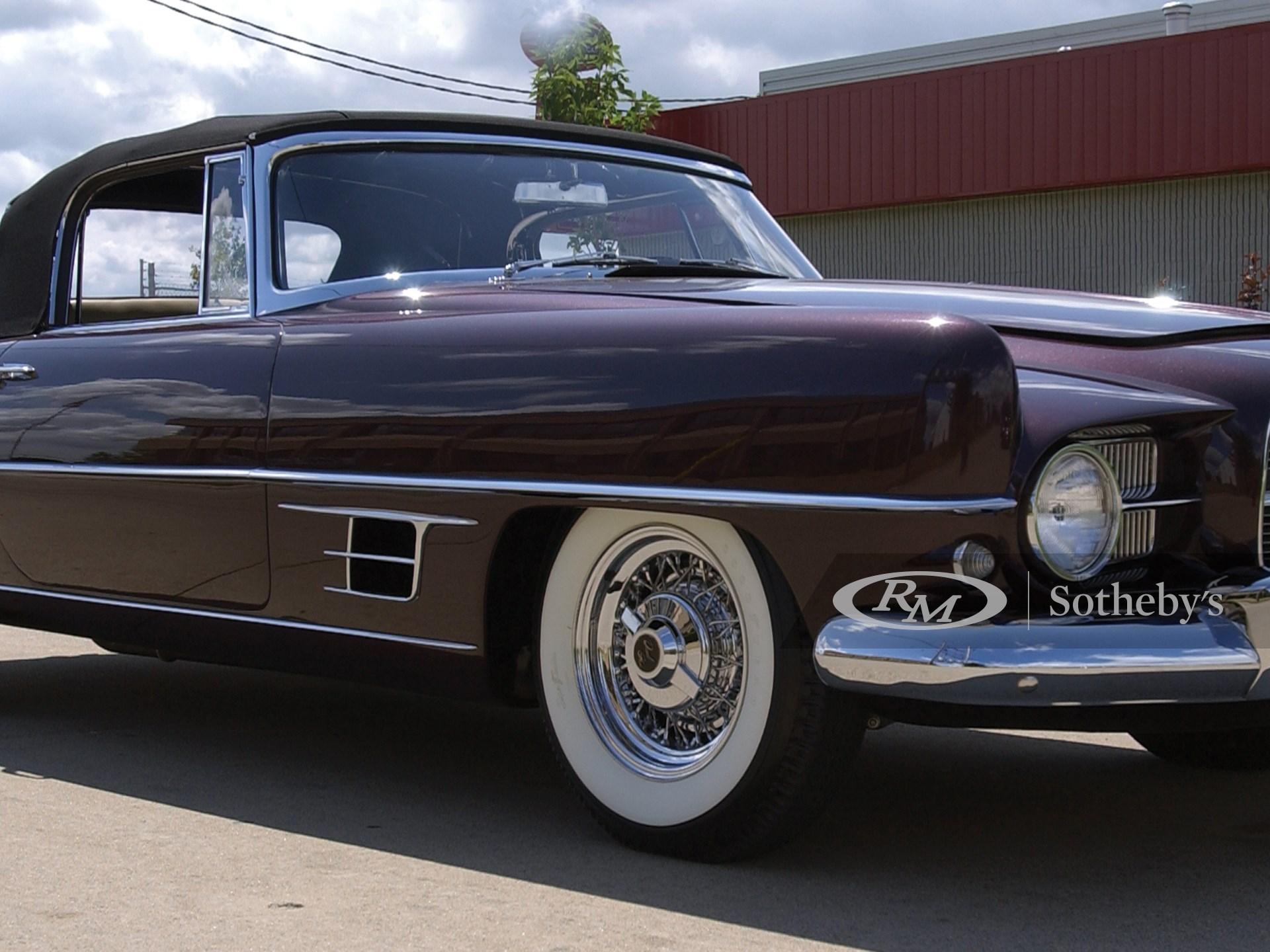 1958 Dual-Ghia Convertible  -