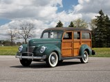 1940 Ford DeLuxe Station Wagon  - $