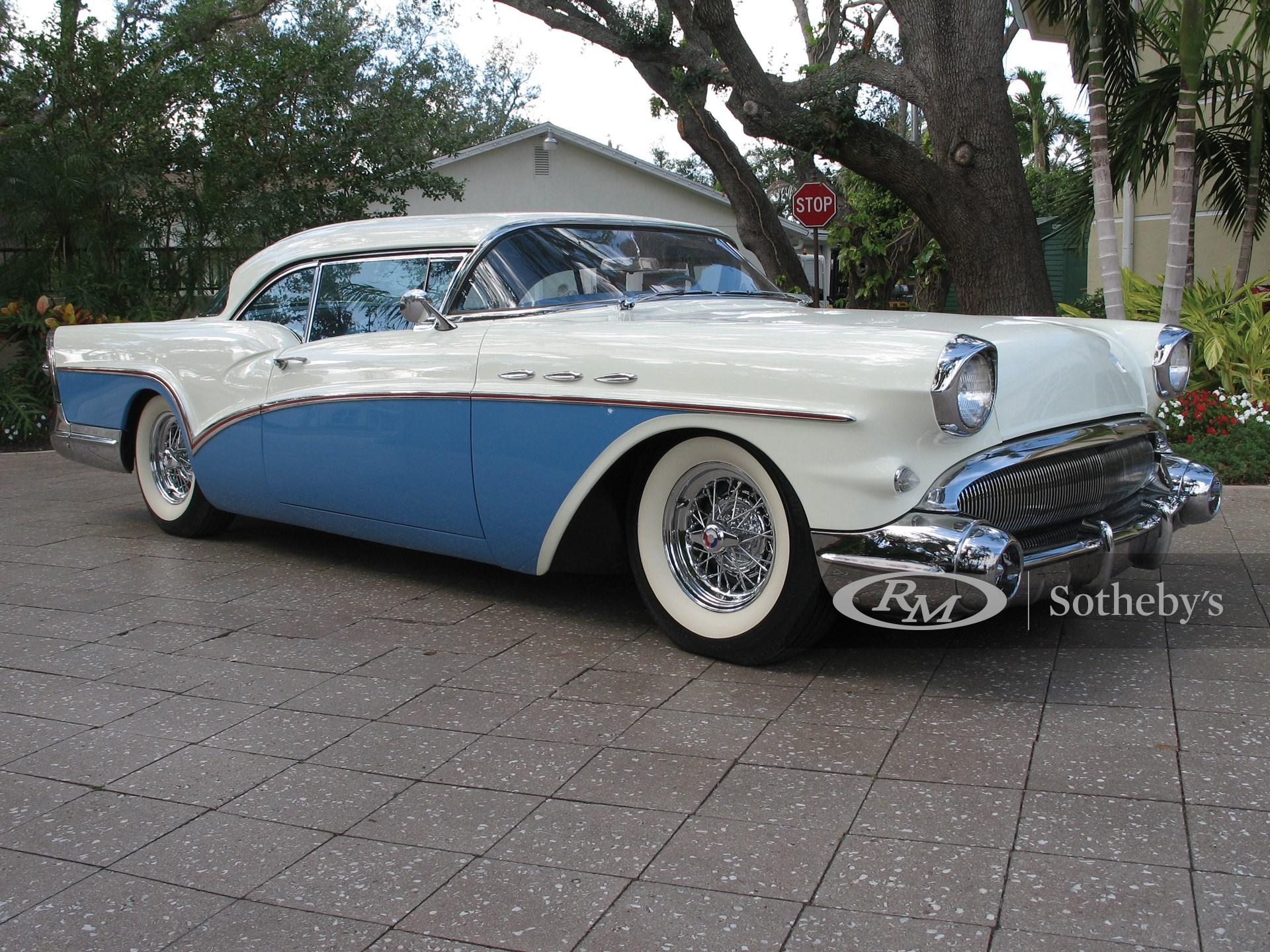 1957 Buick Custom 2D  -