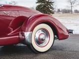 1936 Auburn Boattail Speedster Replica  - $