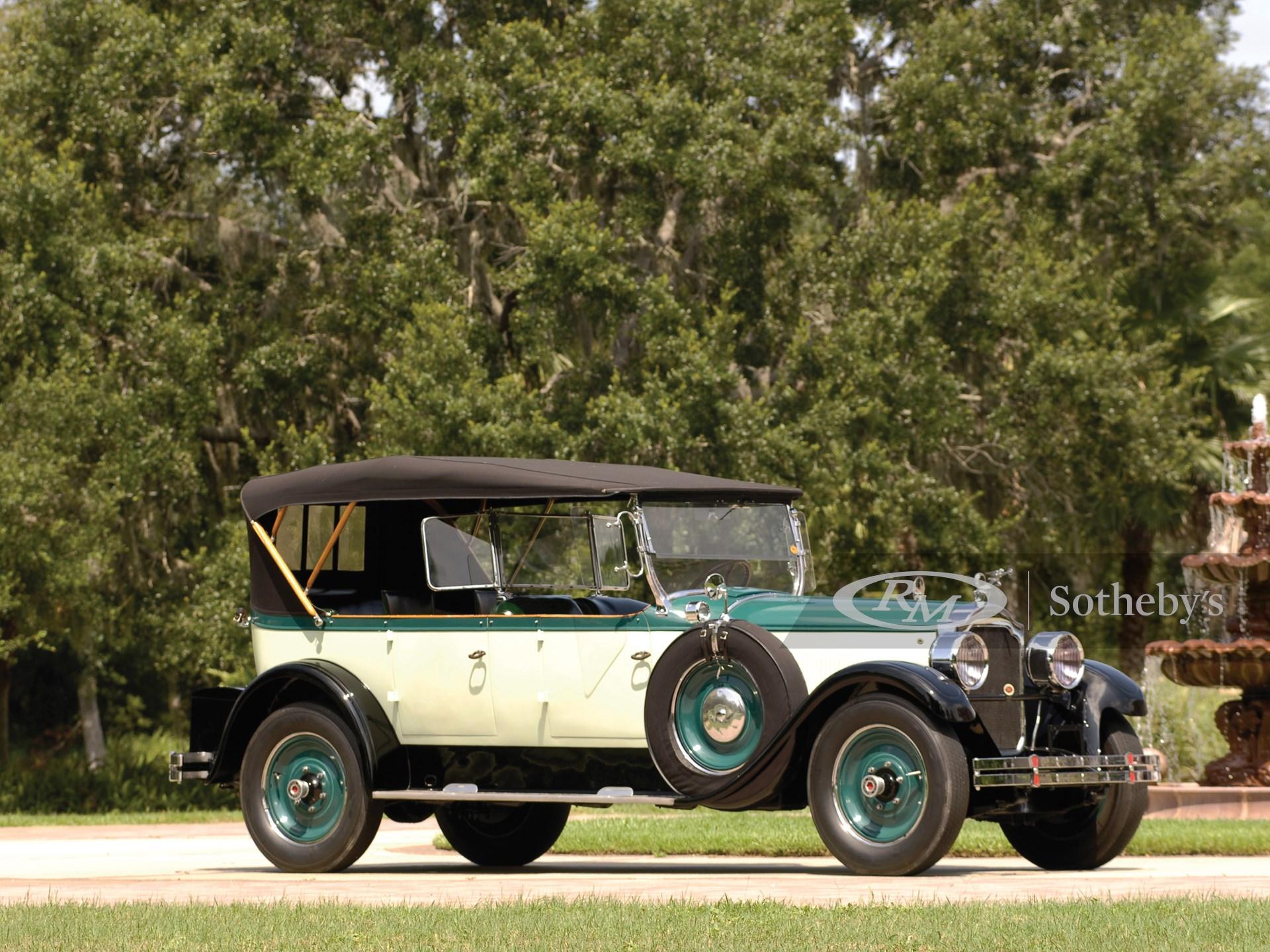 1926 Packard Eight Phaeton