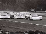 1986 Porsche 962 IMSA GTP  - $Lime Rock 150 Laps, Price Cobb/James Weaver, qualified 3rd, finished 3rd, 25 May 1987.