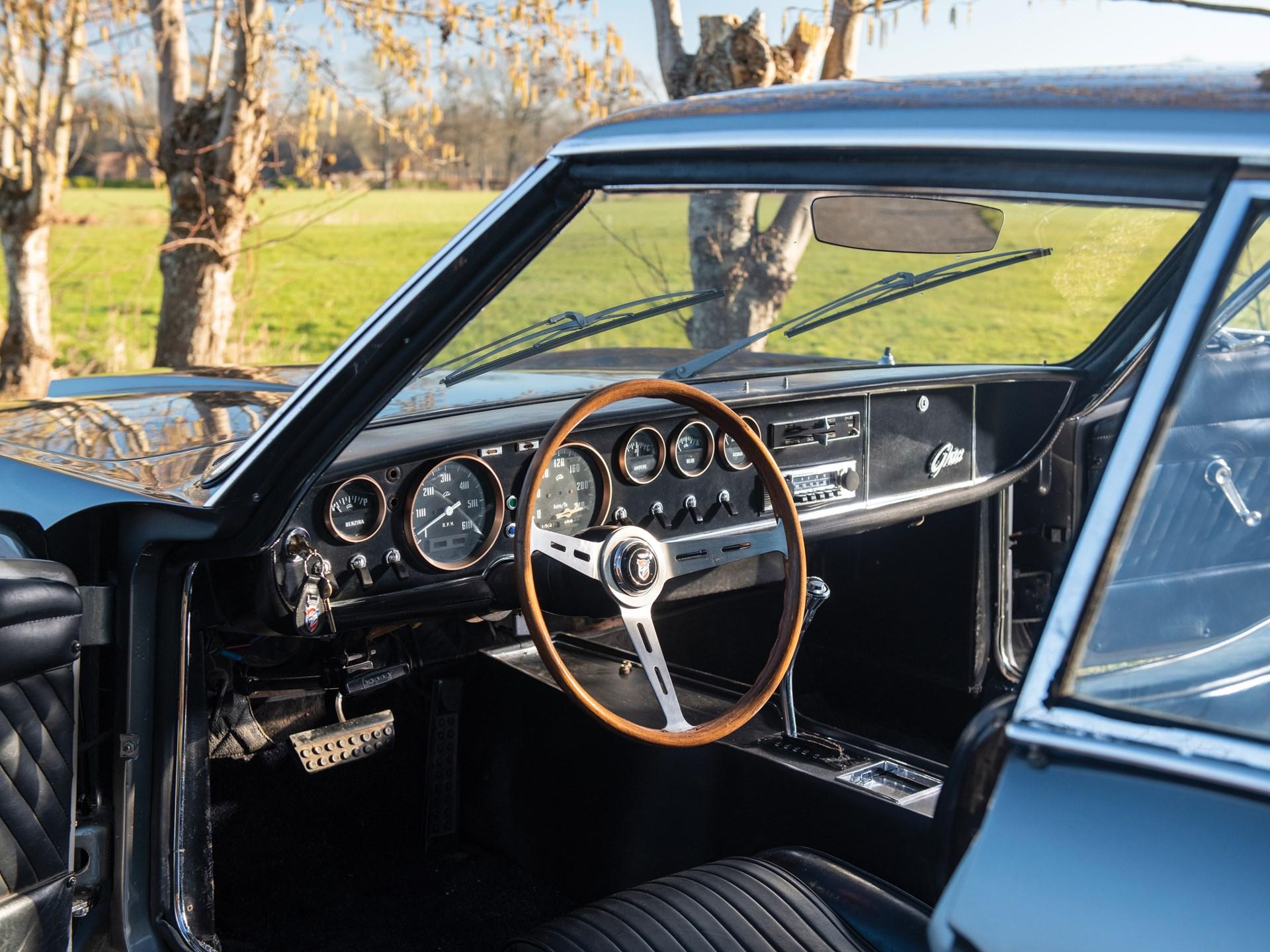 RM Sotheby's - 1967 Ghia 450 SS Convertible | Essen 2019