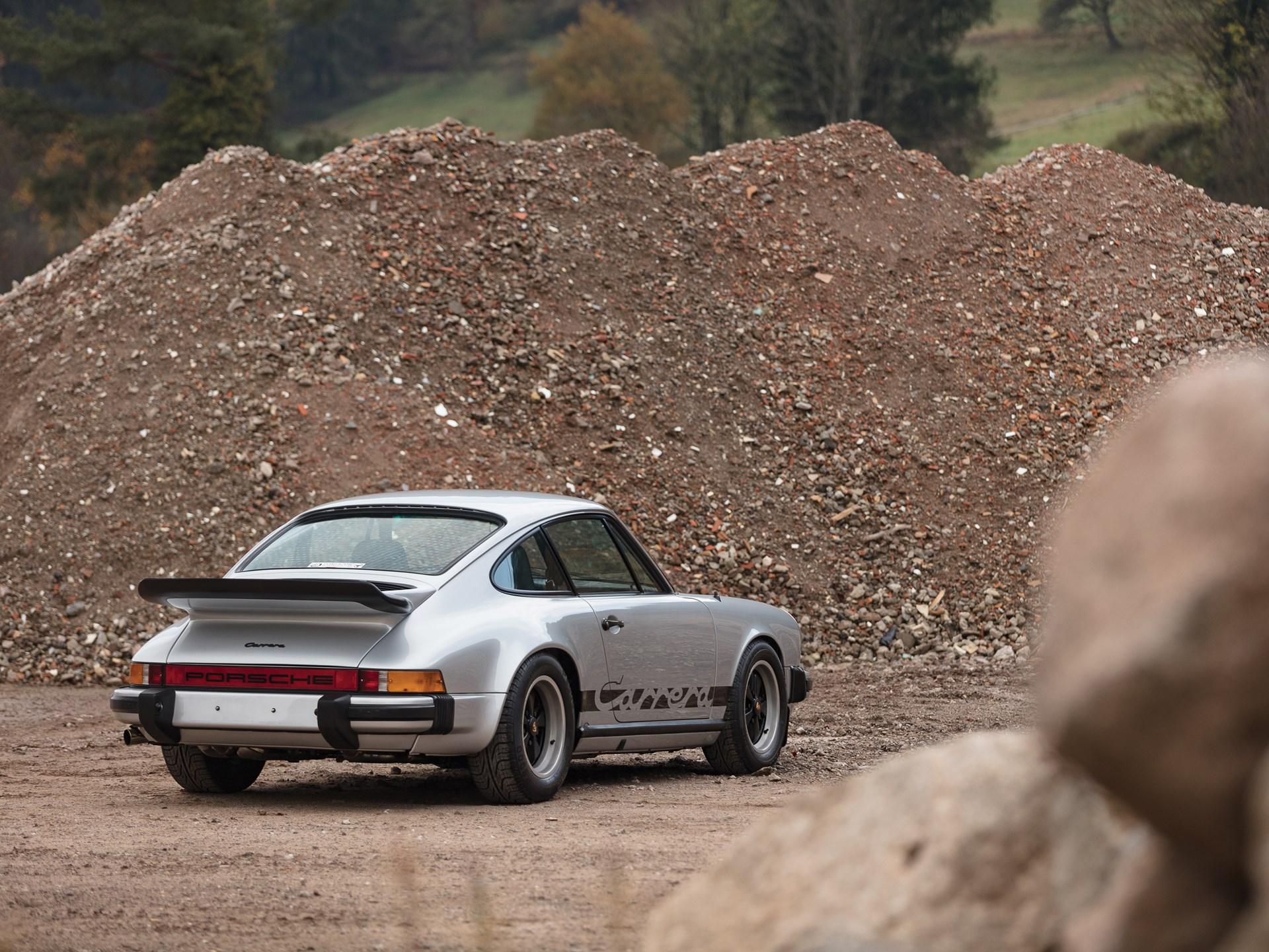 1975 Porsche 911 Carrera 2.7 MFI Jubiläum