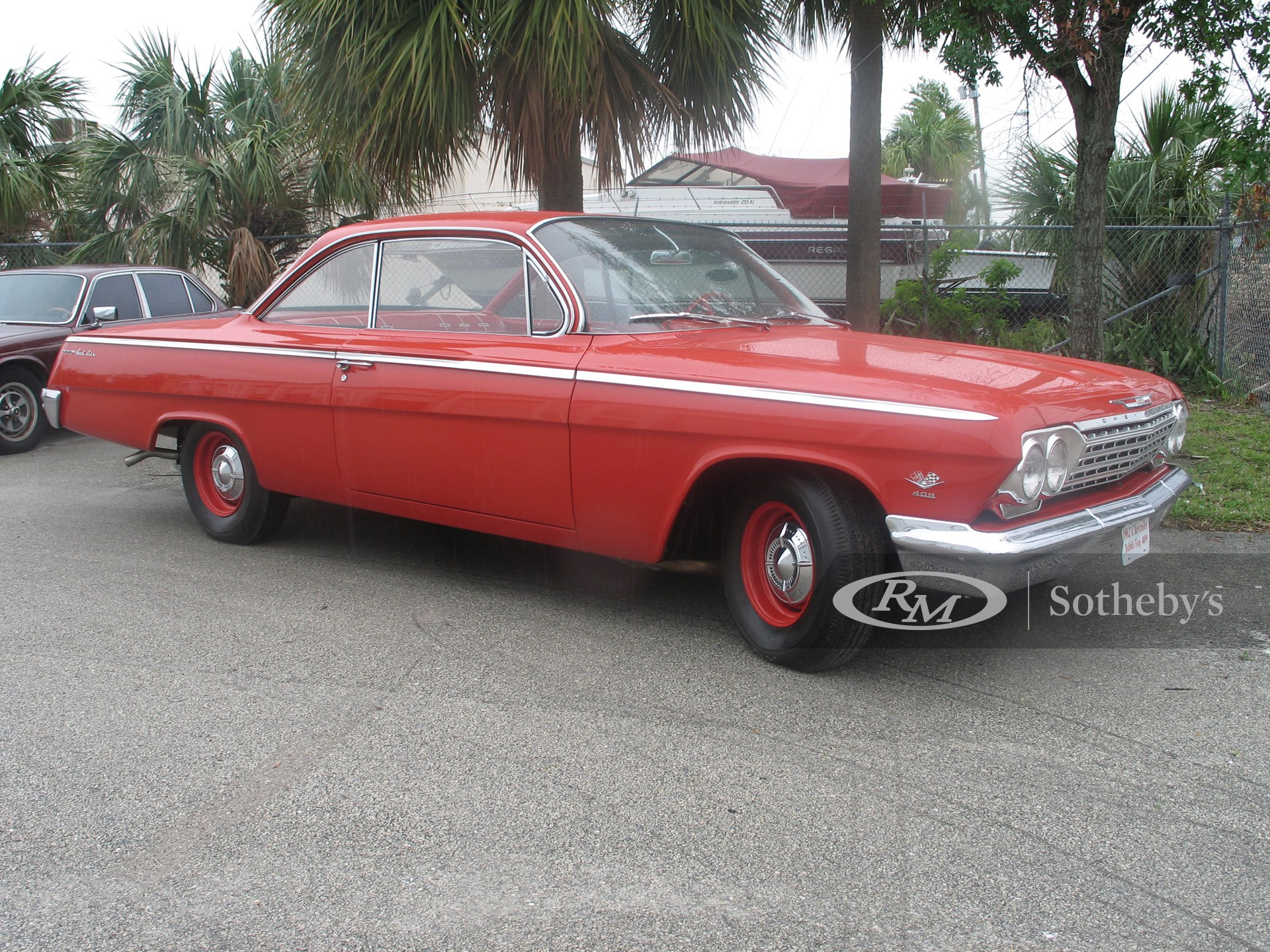 1962 Chevrolet Impala 409 Bubble Top  -
