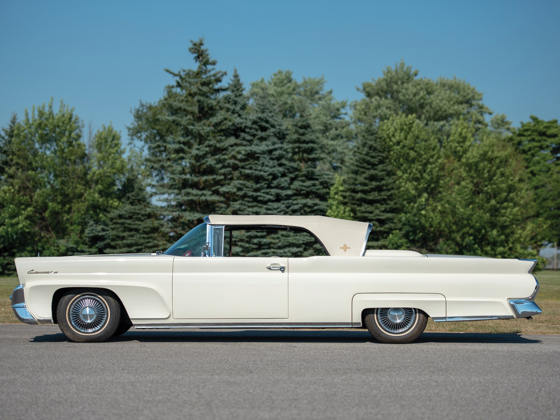 1958 Continental Mark III Convertible