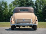 1936 Lincoln Model K Coupe by LeBaron - $
