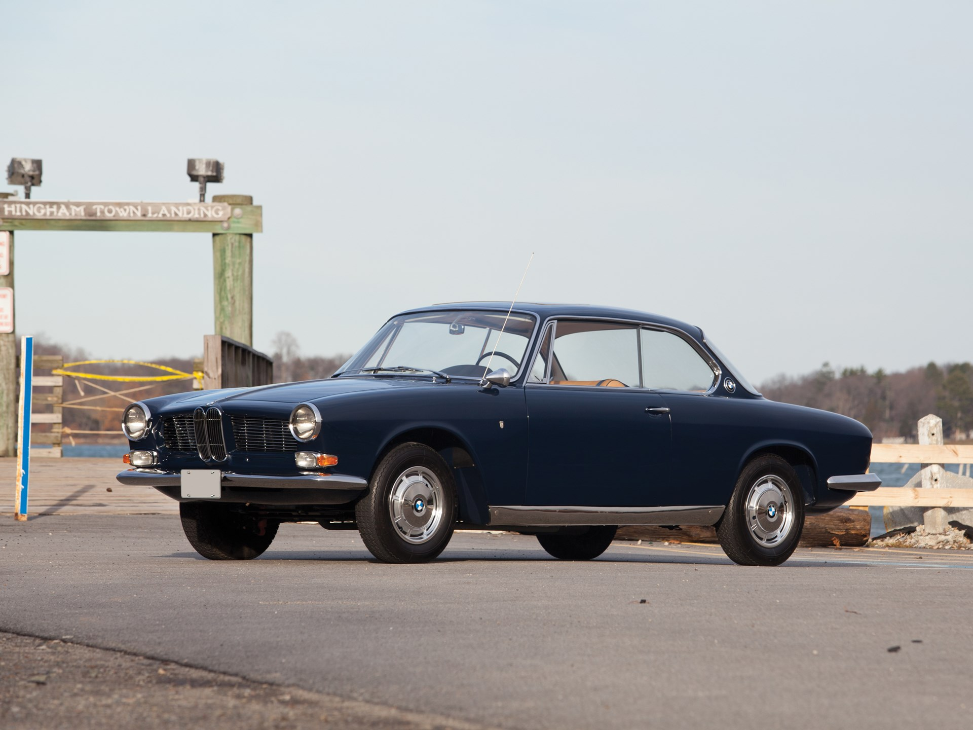 RM Sotheby\'s - 1965 BMW 3200 CS by Bertone | Paris 2015