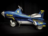 """Super Sonic """"Blue Angels"""" Jet Plane by Murray - $"""
