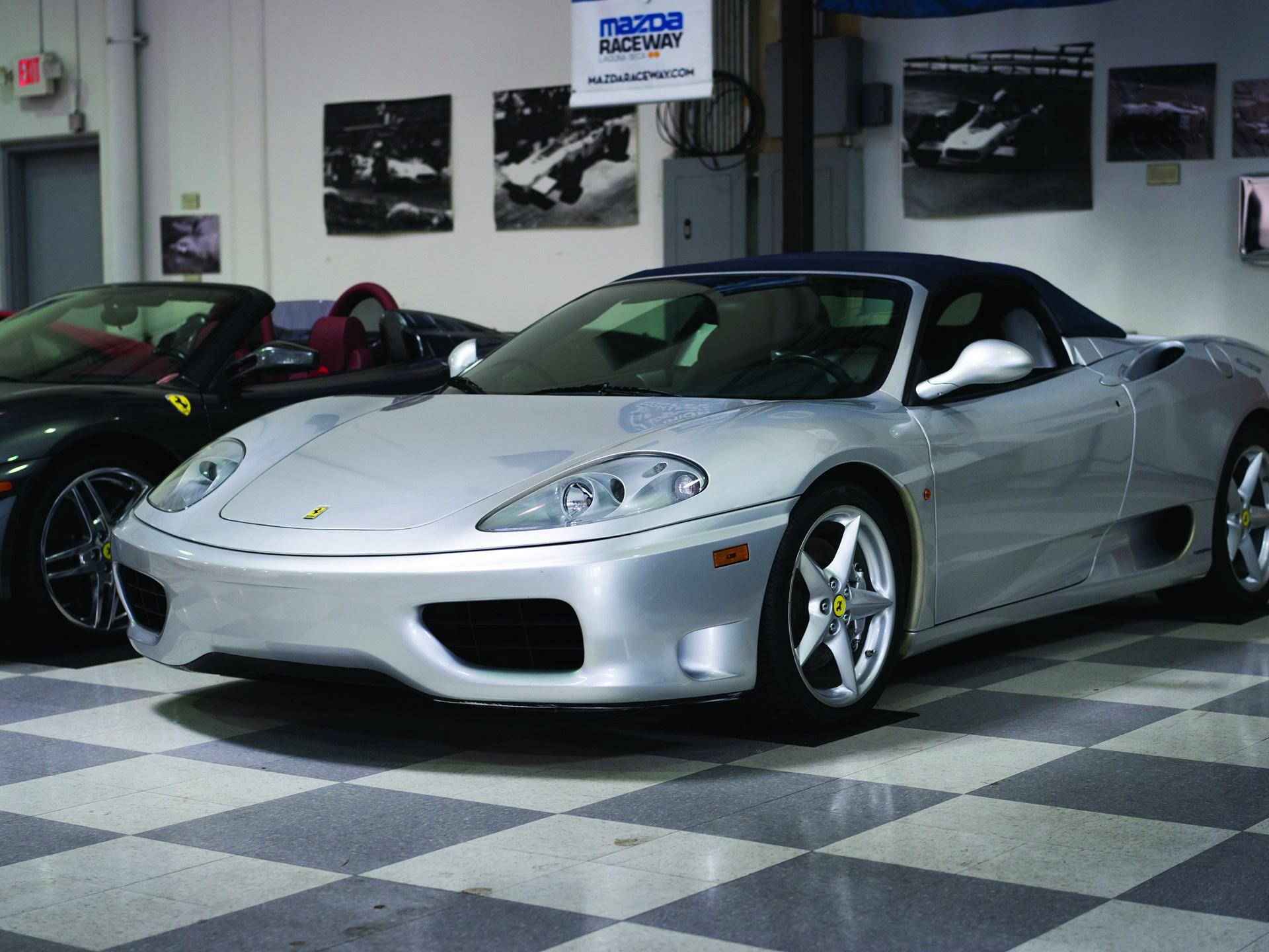 2001 Ferrari 360 F1