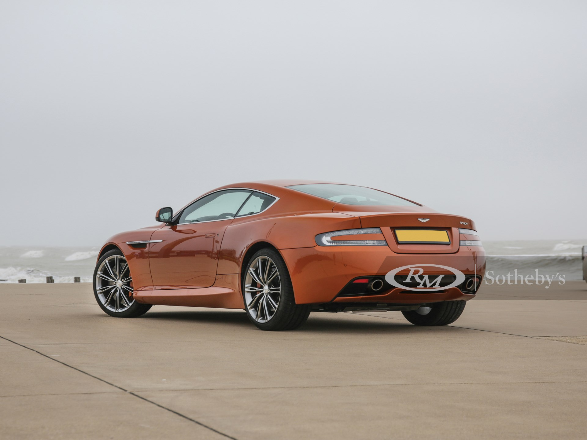 2012 Aston Martin Virage Coupé  -