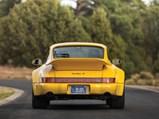 1994 Porsche 911 Turbo S X85 'Flachbau'  - $