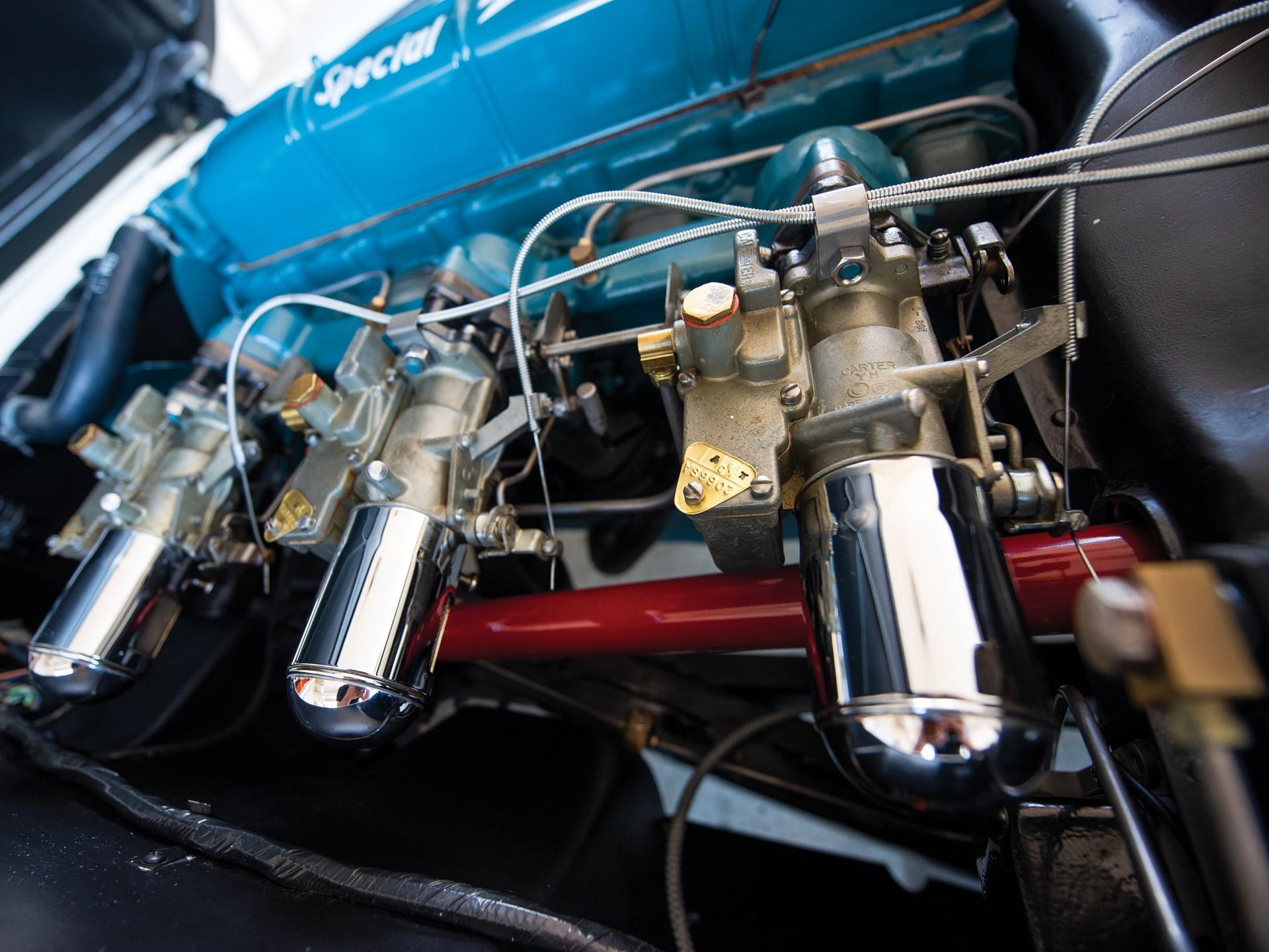 Rm Sotheby's 1953 Chevrolet Corvette Monterey 2018. 1953 Chevrolet Corvette. Corvette. 1953 Corvette Engine Wiring At Scoala.co