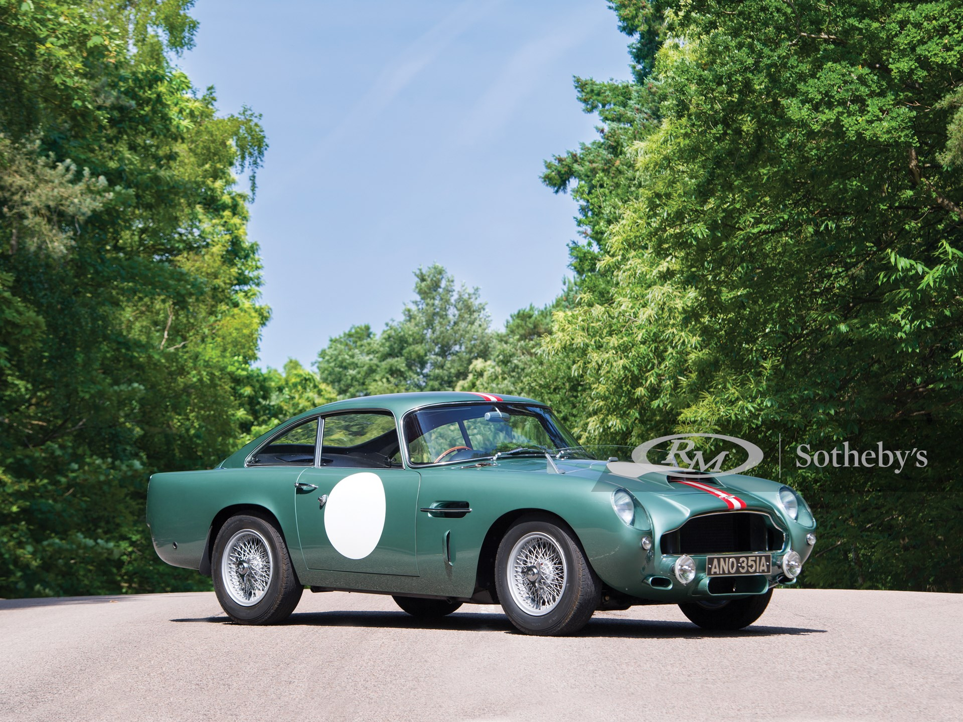 1959 Aston Martin Db4gt Prototype Monterey 2017 Rm Sotheby S