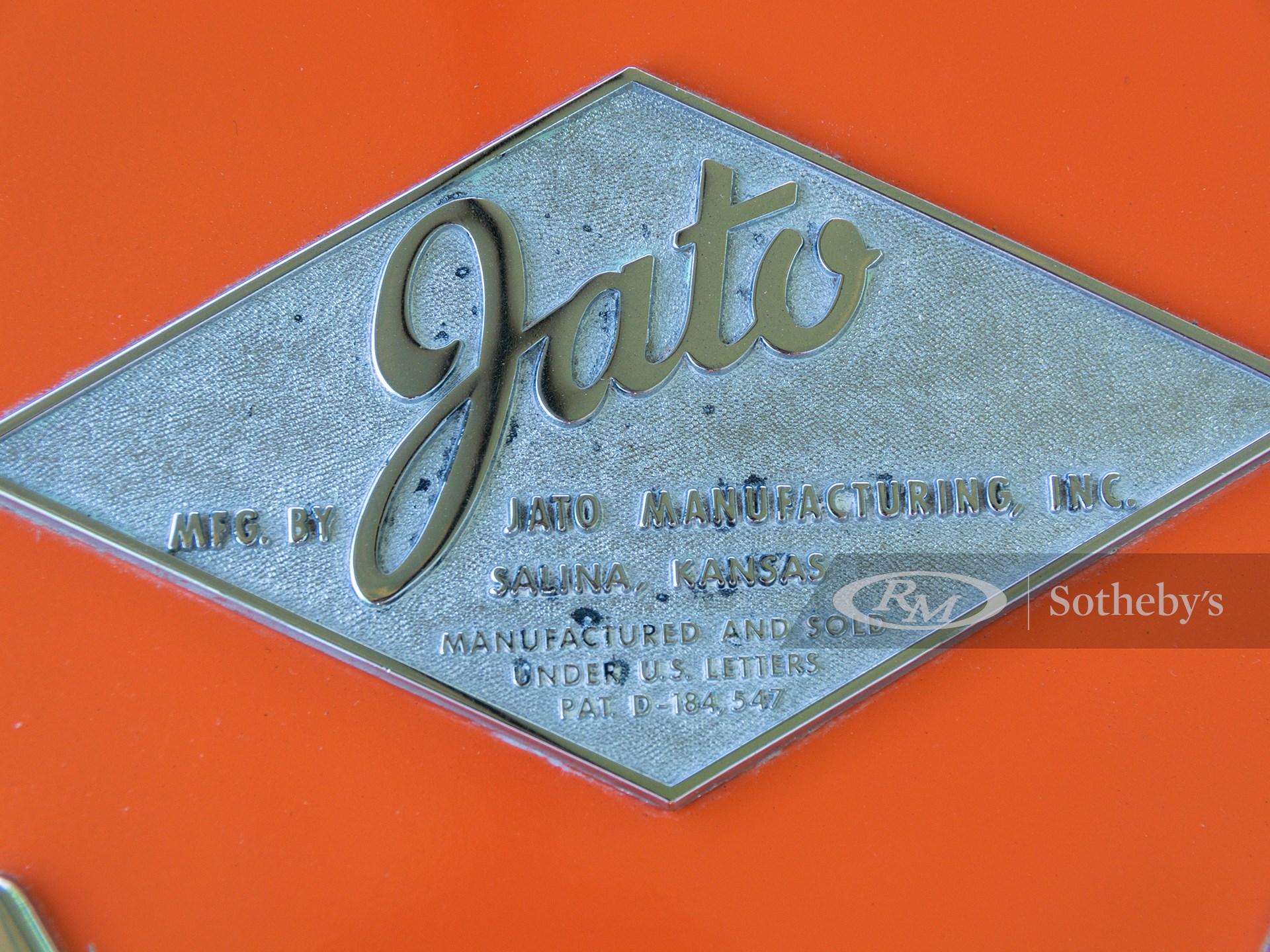 1957 Jato Walker Executive  -