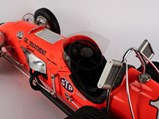 STP Oil Treatment Special Indianapolis Car 1:8 Scale Model by John Snowberger - $