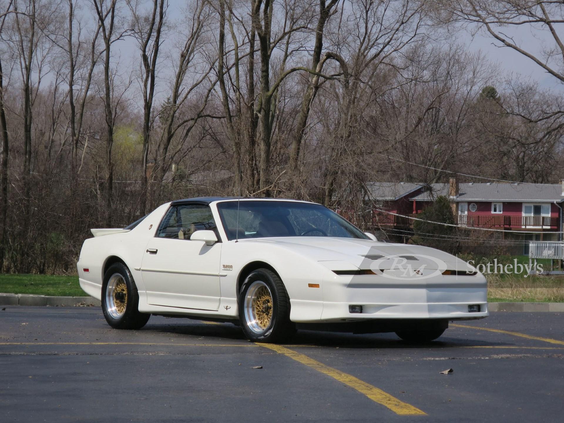1989 Pontiac Firebird Trans Am Turbo GTA