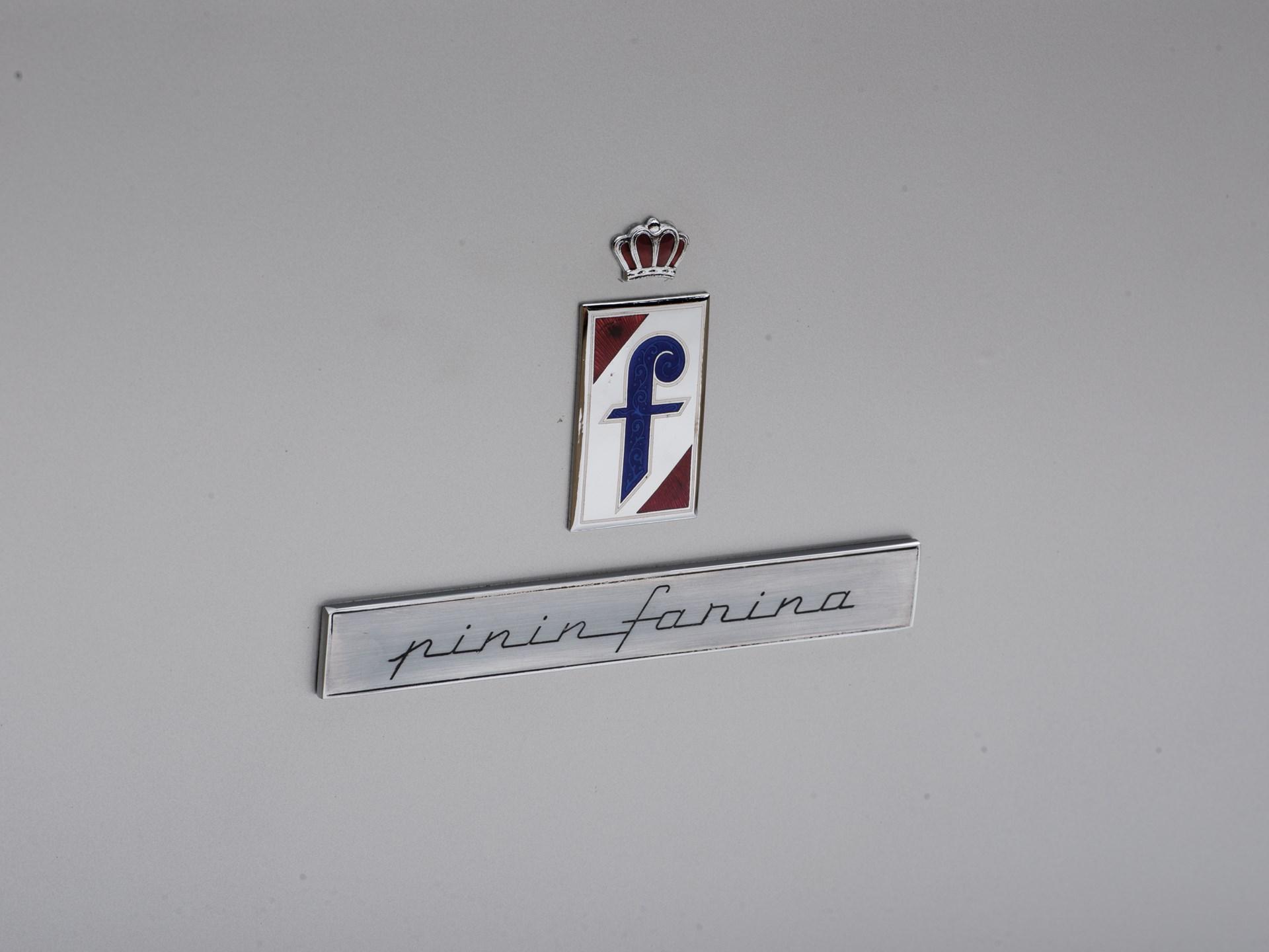 1963 Ferrari 400 Superamerica LWB Coupe Aerodinamico by Pininfarina