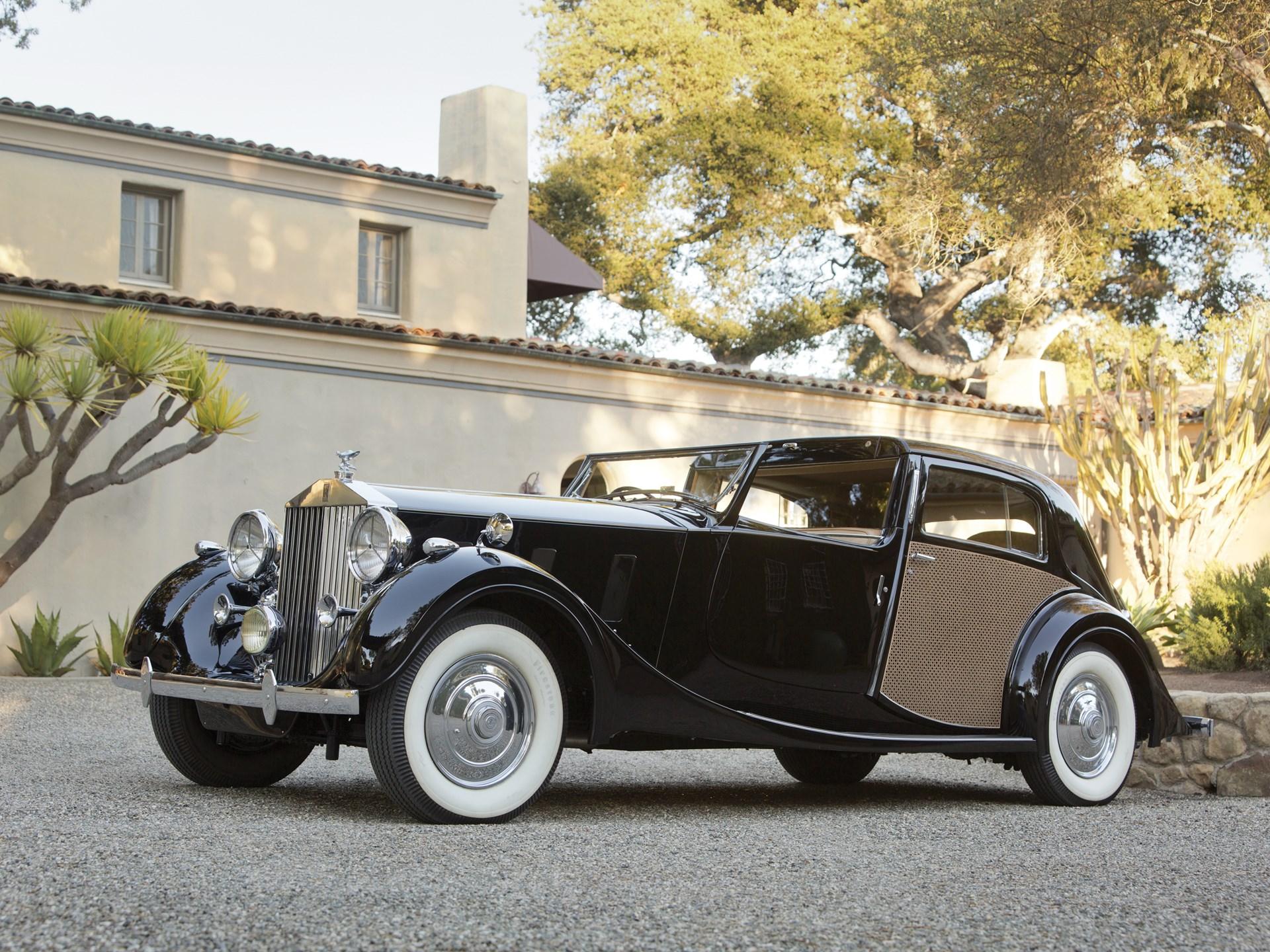 rm sotheby 39 s 1937 rolls royce phantom iii sedanca de ville by park ward arizona 2014. Black Bedroom Furniture Sets. Home Design Ideas