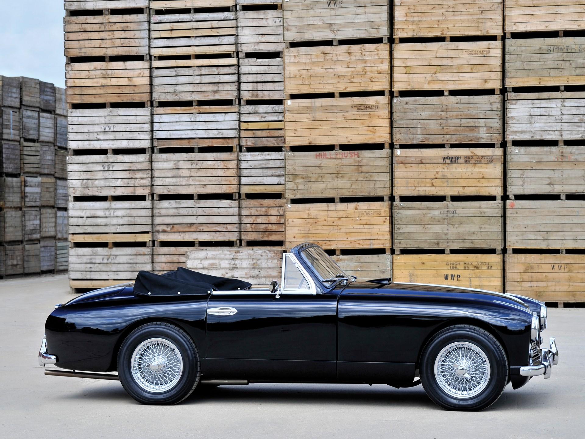1954 Aston Martin DB2/4 Drophead Coupé