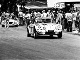 1974 Alpine-Renault A110 1600 S  - $Dubino and Vesco at speed during the 1975 Targa Florio.