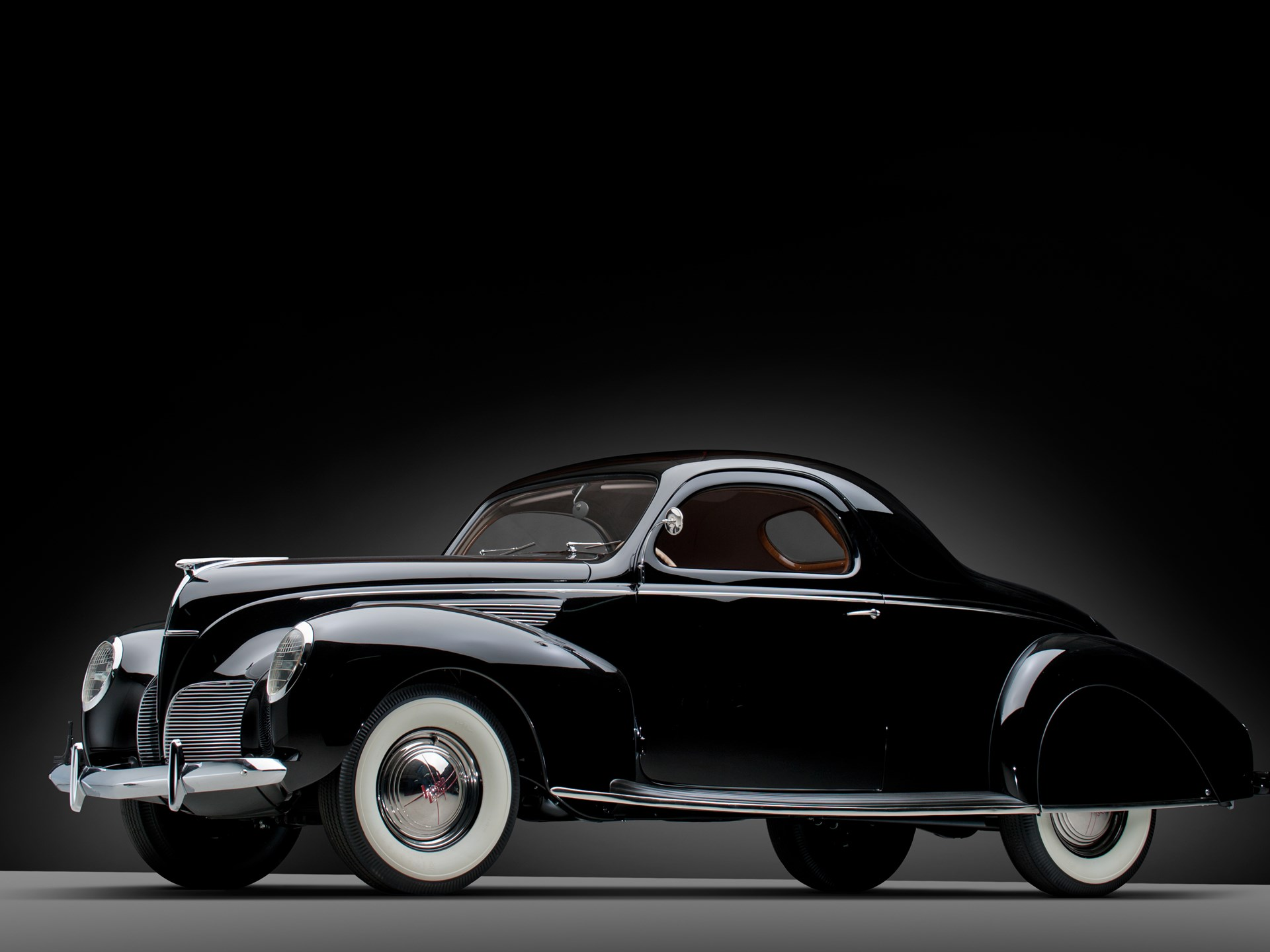 Rm Sotheby S 1938 Lincoln Zephyr Coupe The Dingman Collection 2012