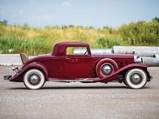 1931 Marmon Sixteen Coupe by LeBaron - $