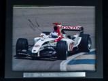 Jenson Button Signed Photograph - $