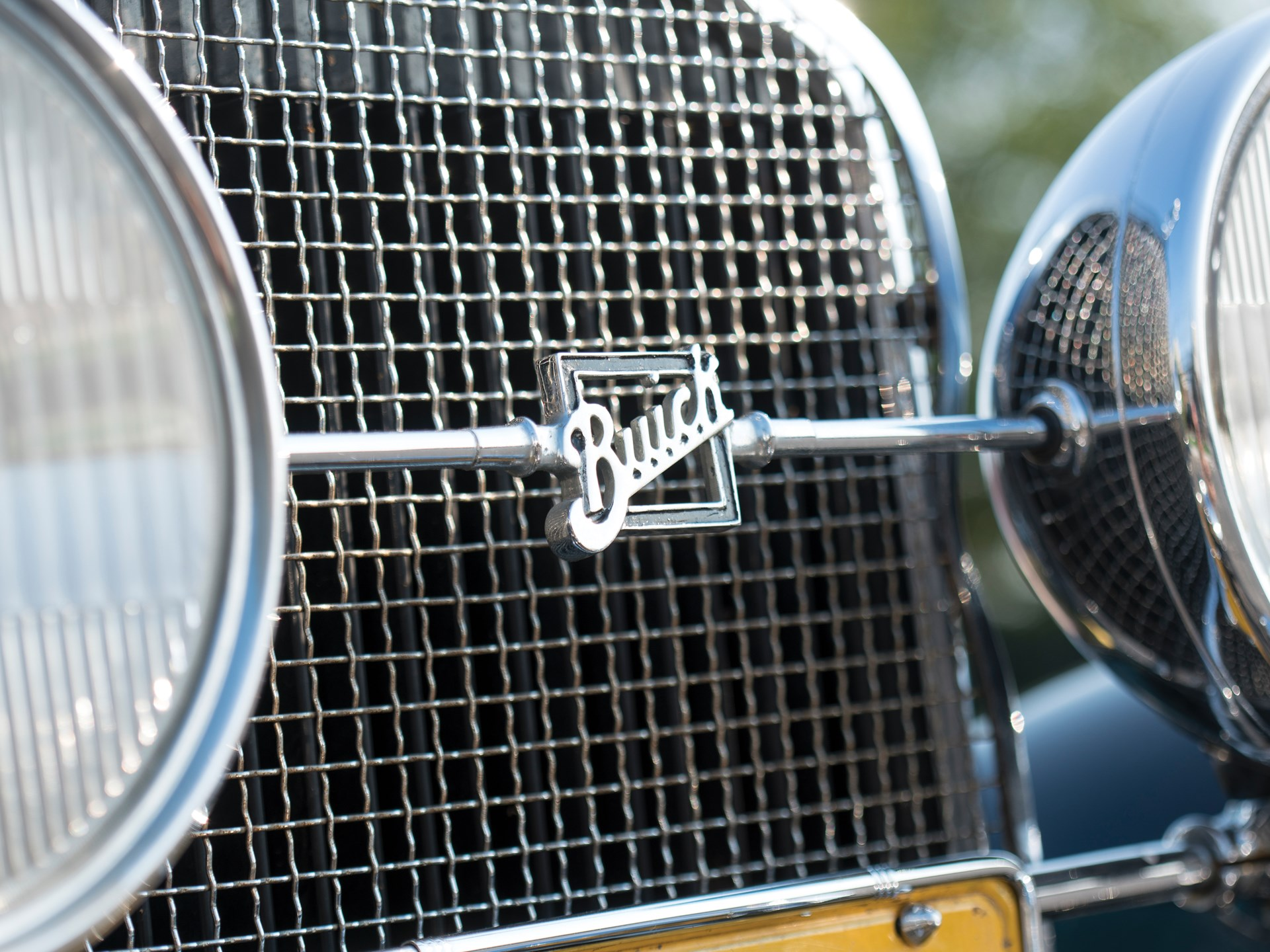 1931 Buick Series 90 Roadster