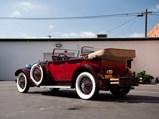 1928 Stutz Model BB Four-Passenger Dual-Cowl Speedster by Robbins - $