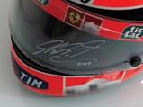 Michael Schumacher Ferrari Signed Helmet, 2001 - $
