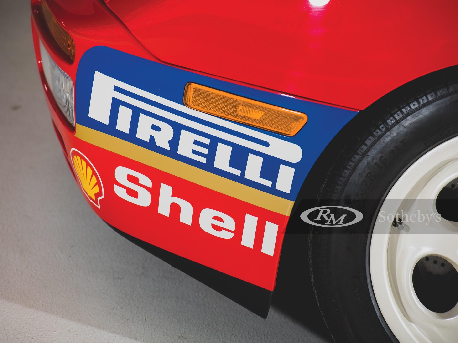 1988 Porsche Rothmans 944 Turbo Cup  -
