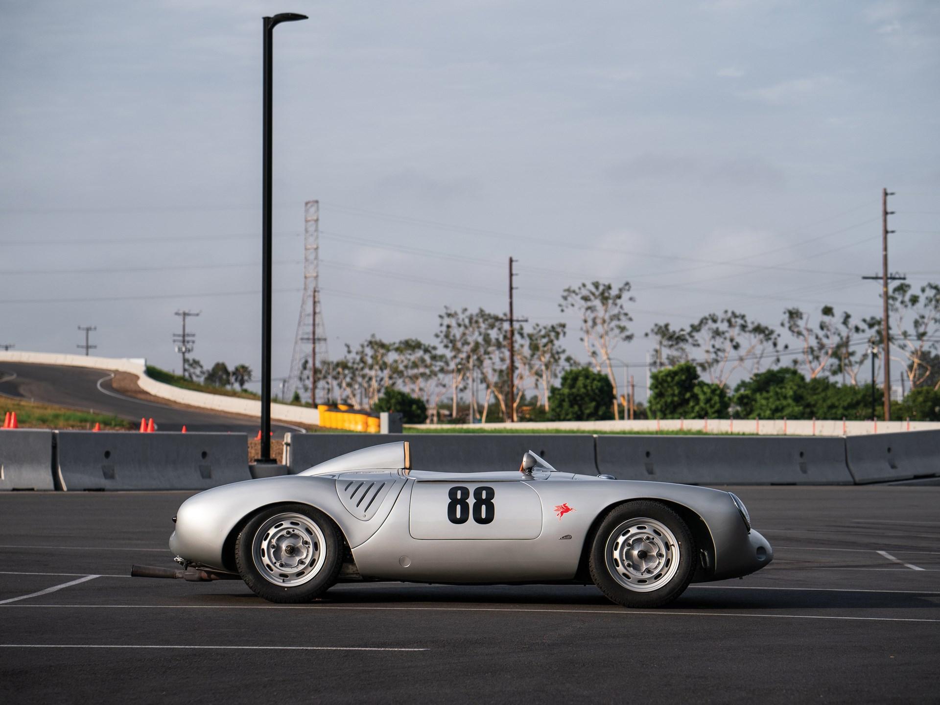 1957 Porsche 550A Spyder