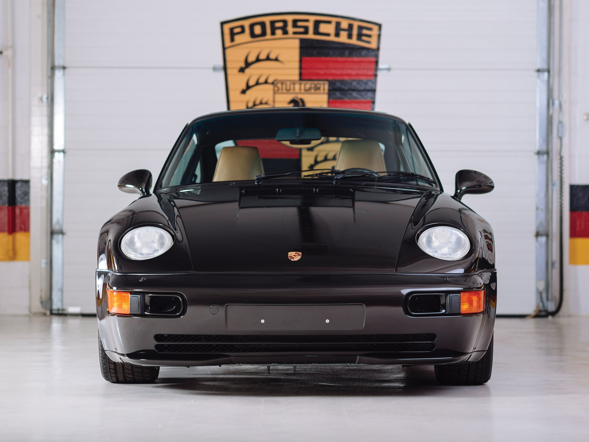 1994 Porsche 911 Turbo S X85 'Flat-Nose'