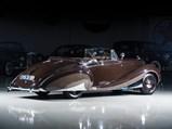 1947 Bentley Mark VI Cabriolet by Franay - $