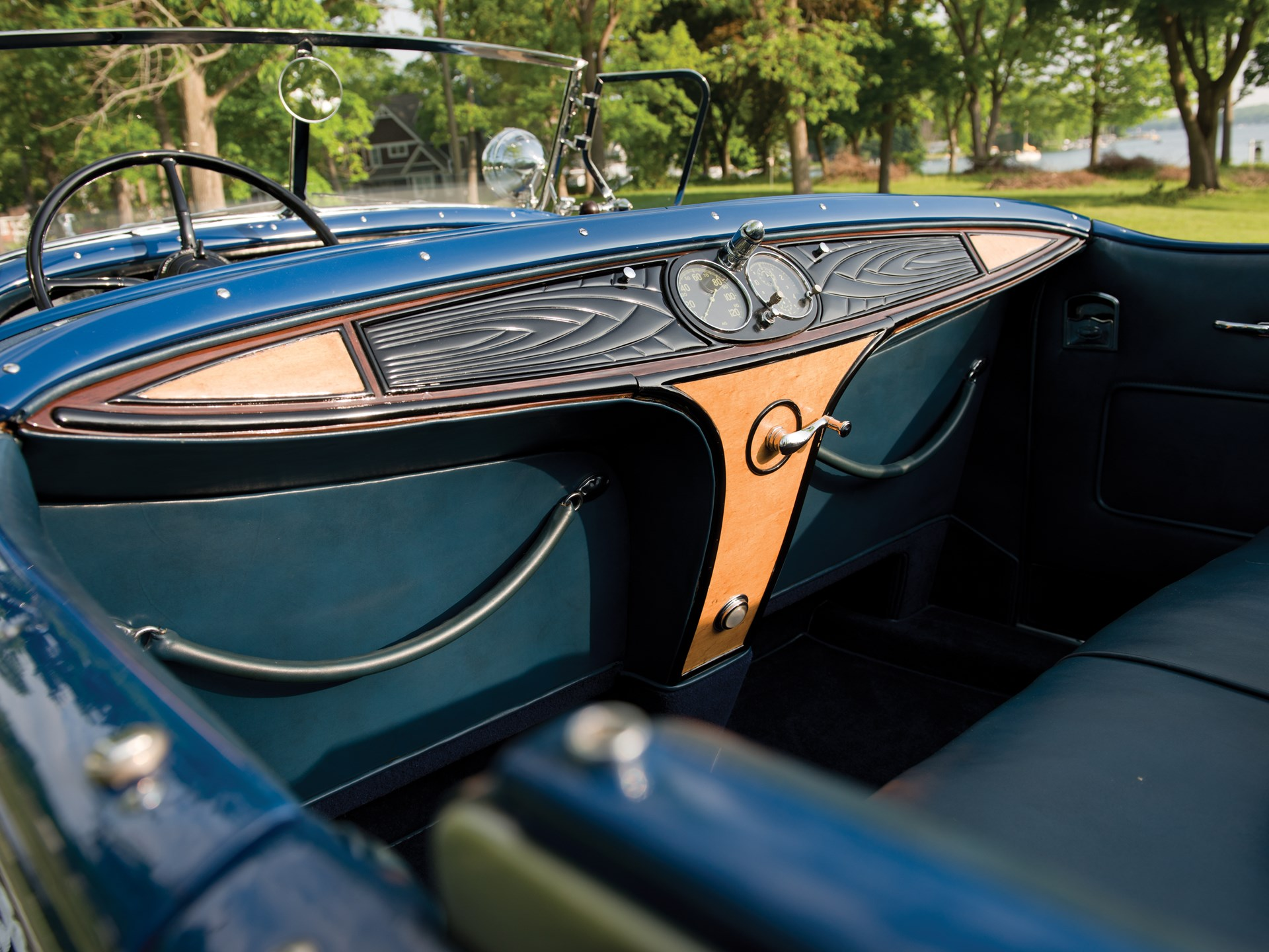 Rm Sothebys 1930 Cadillac V 16 Sport Phaeton By Fleetwood Garage Door Wiring The Head For Electric Furthermore