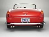 1962 Ferrari 250 GT SWB California Spyder  - $