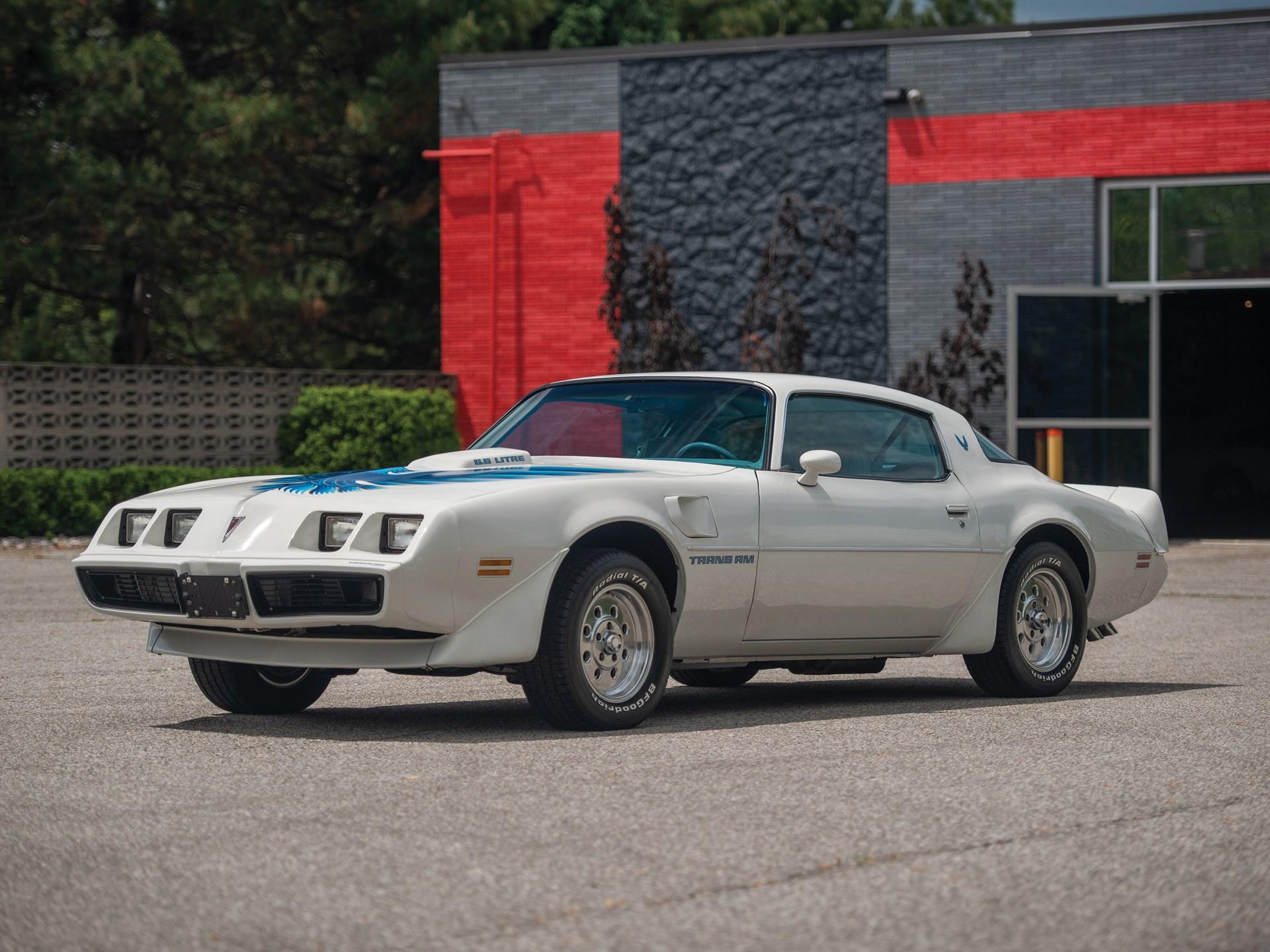 1979 Pontiac Trans Am Coupe