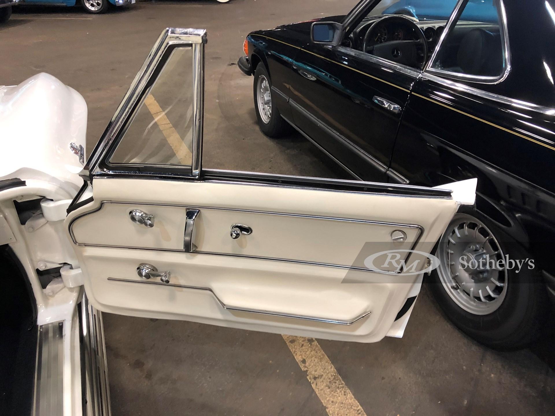 1966 Chevrolet Corvette Sting Ray Convertible  -