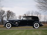 1934 Packard Twelve Individual Custom Convertible Sedan by Dietrich - $