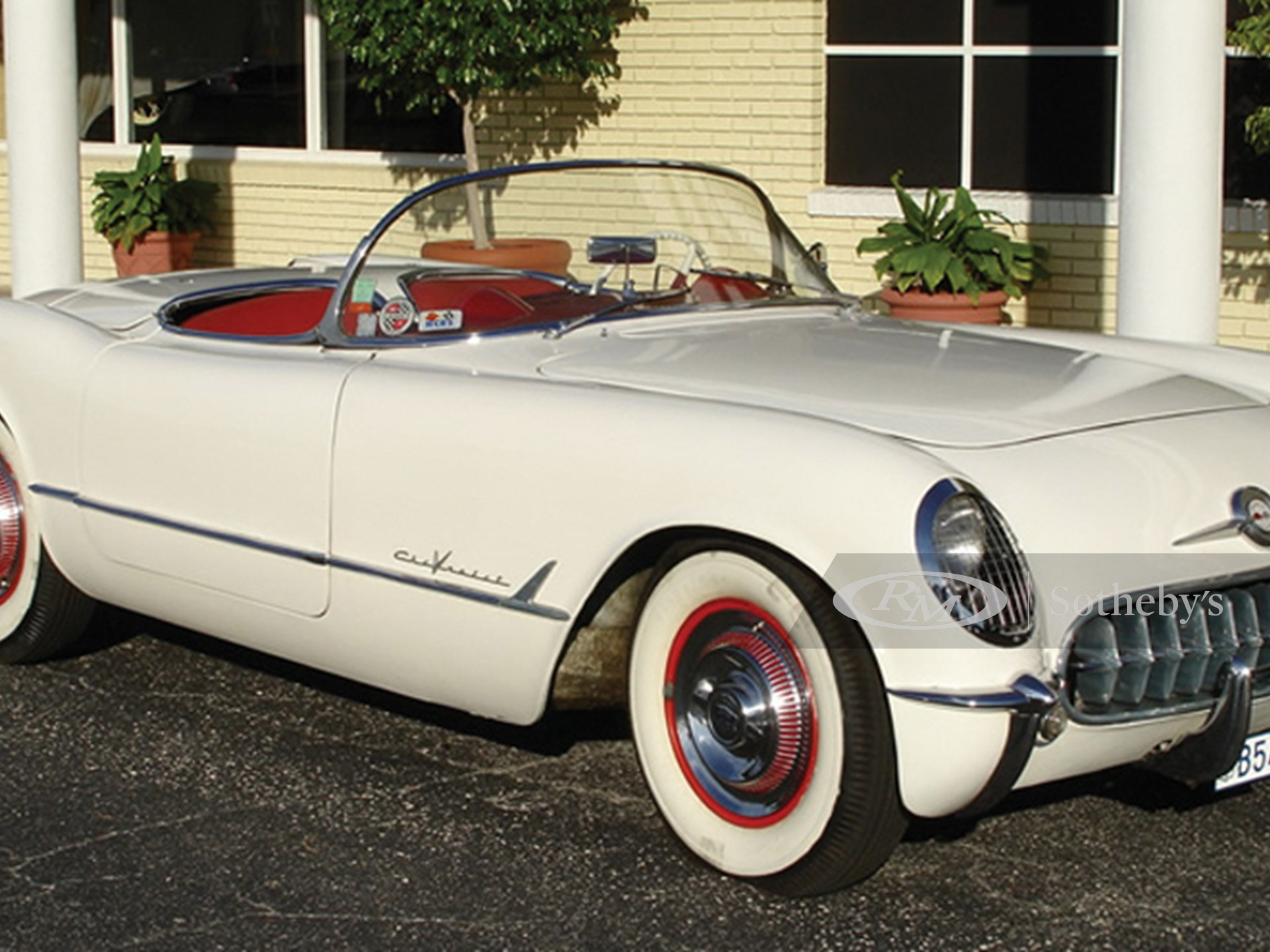 1955 Chevrolet Corvette Convertible  -