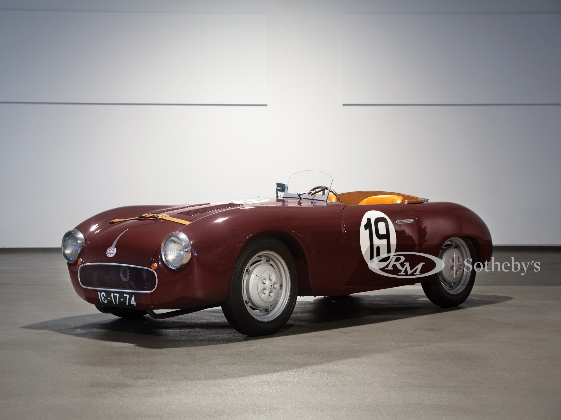 1951 DB Type HBR Cabriolet  -