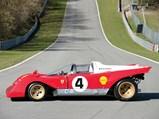 1967 Ferrari Dino 206 S Spider  - $