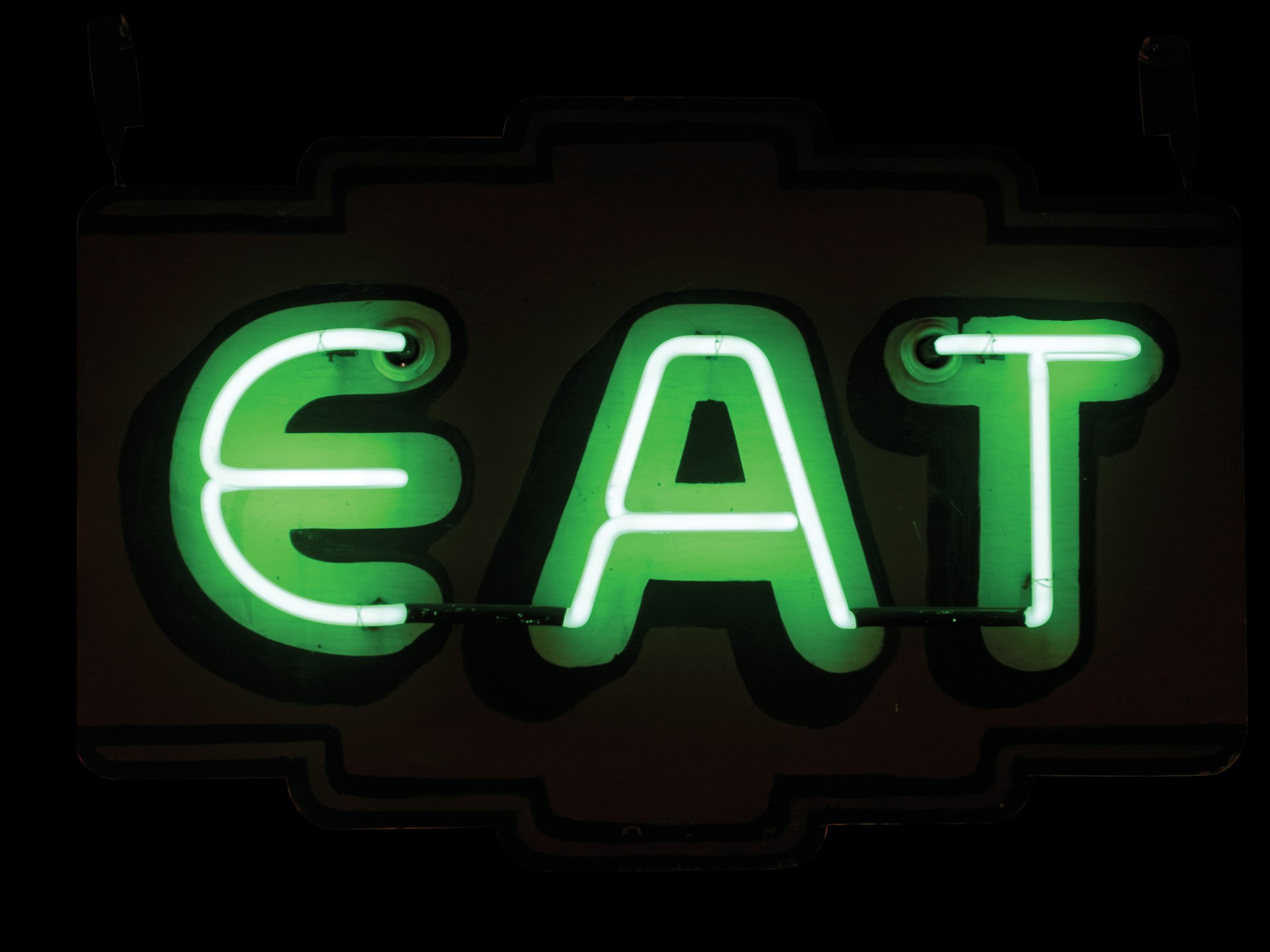 RM Sotheby's - Eat Neon | The Dingman Ford Collection 2006
