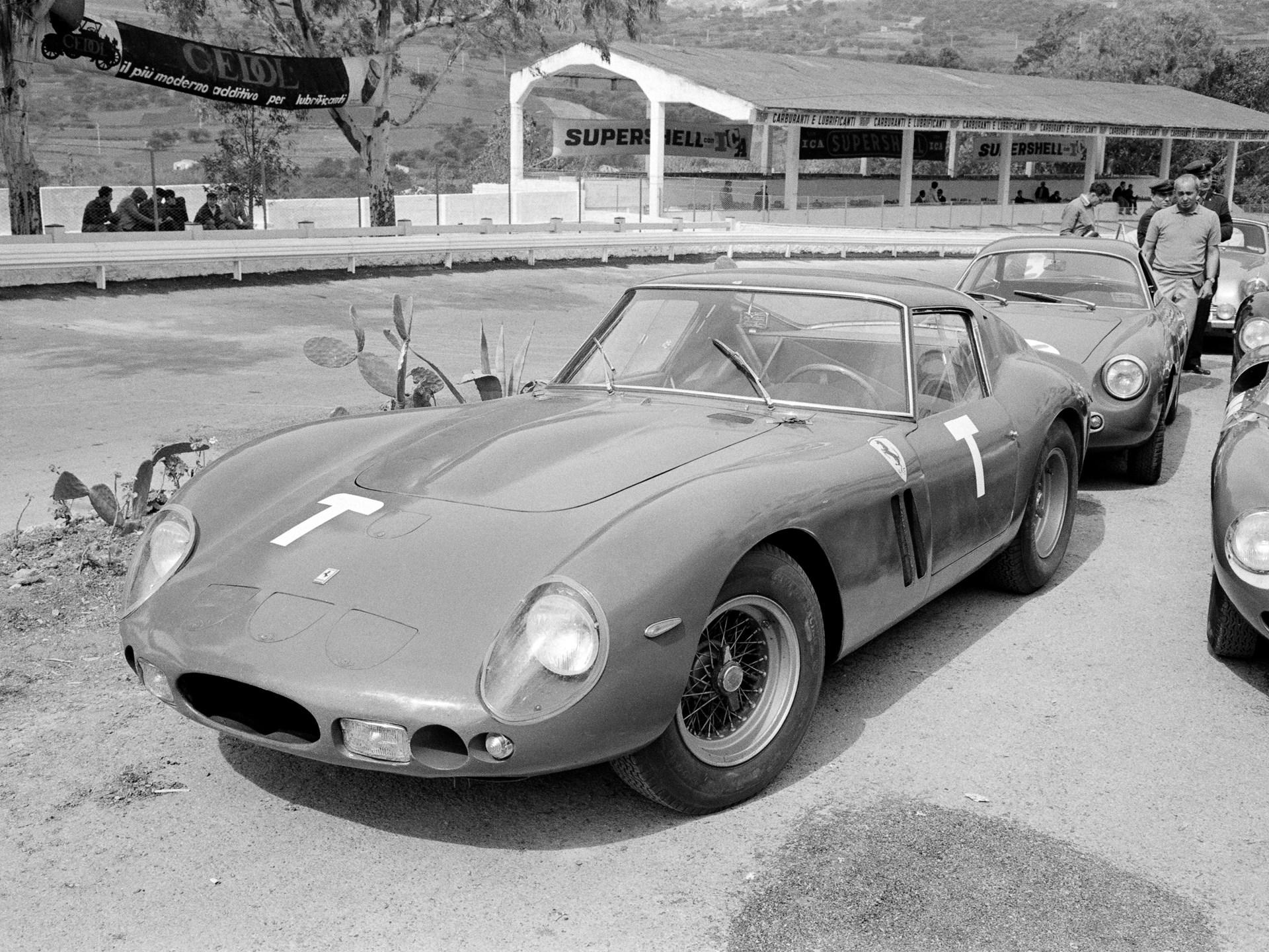 1962 Targa Florio.